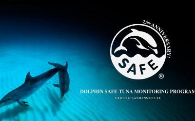 SAFE: 25 Jahre delfinsicherer Thunfisch