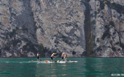 Istrian SUP Challenge – Charity Aktion für Adria-Delfine