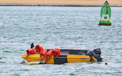Südafrika: Delfin Todesfalle entschärft