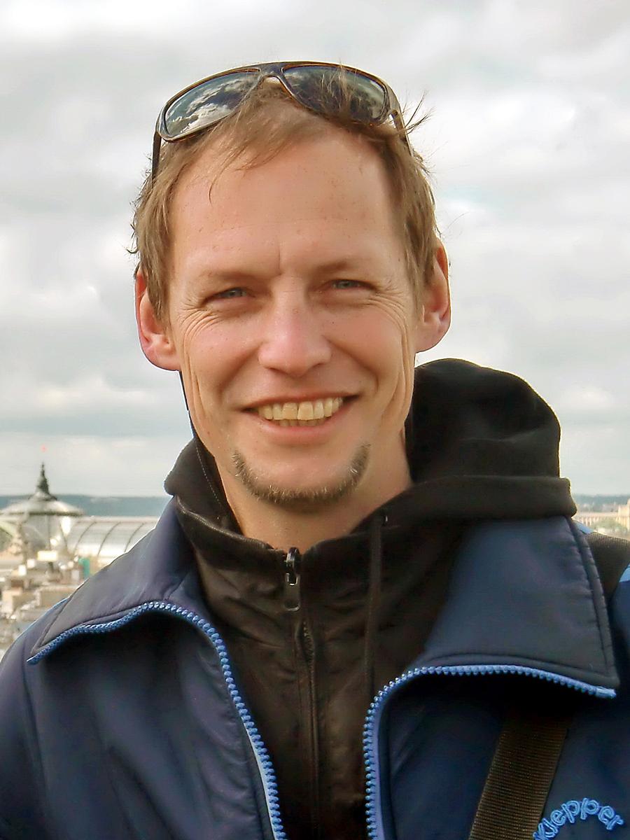 Fabian Ritter, Vorsitzender MEER e.V.