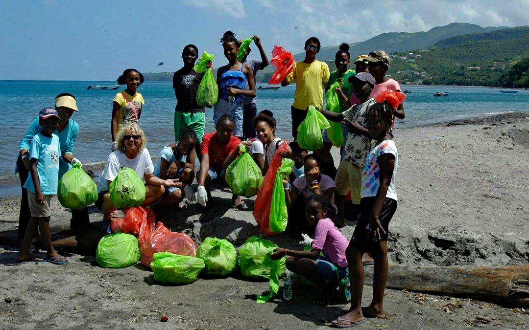 Erfolg gegen Plastikmüll: Dominica verbietet Einfuhr von Einwegplastik