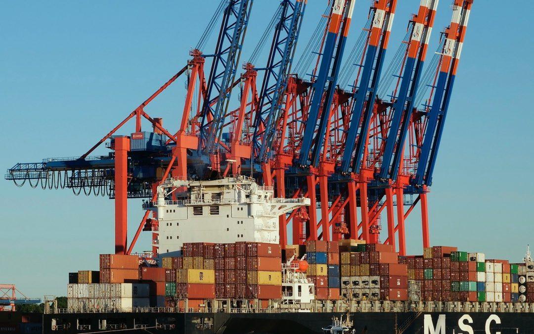 Container im Meer nach Schiffsunglück: Wattenmeer in Gefahr
