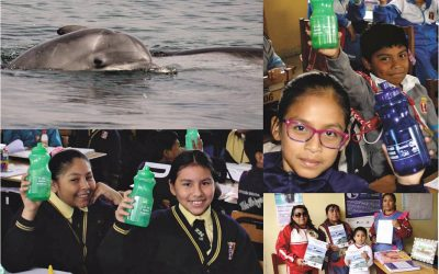 Meeresverschmutzung an den Küsten – Schüler gegen Plastik!