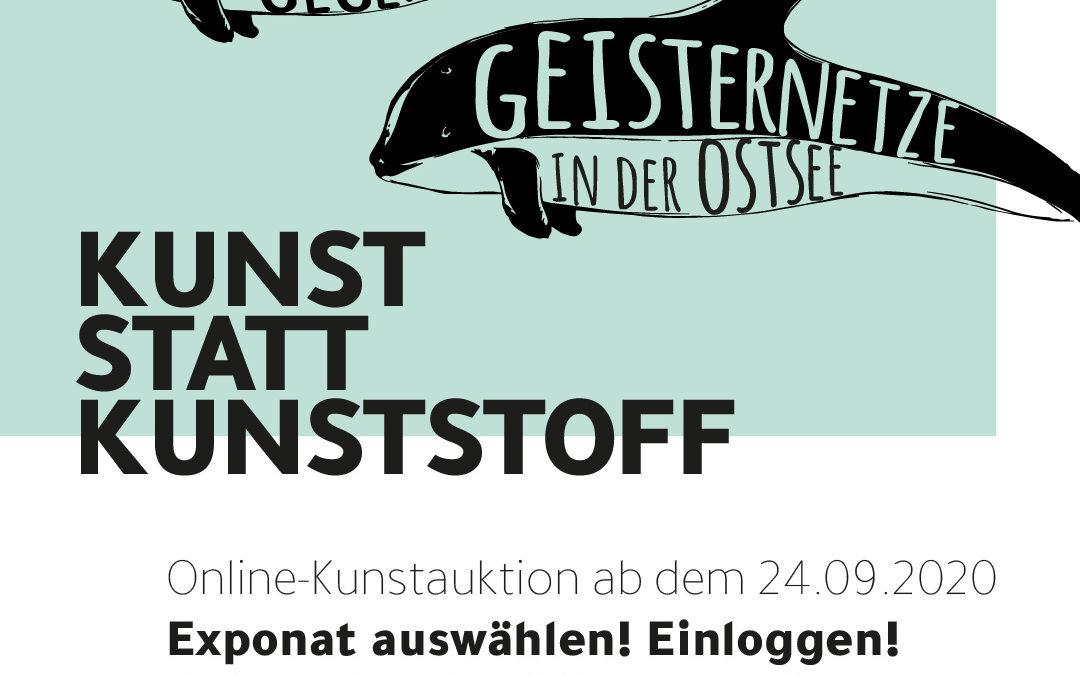 KUNST STATT KUNSTSTOFF