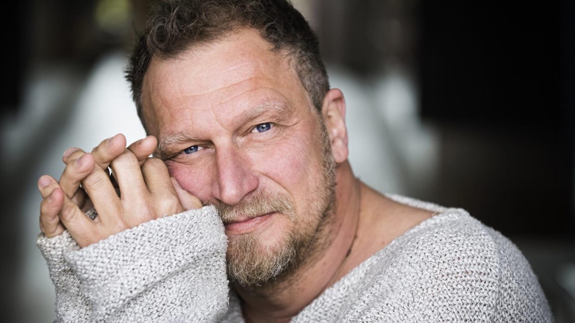 GRD-Delfinbotschafter Matthias Komm, TV- und Theater-Schauspieler