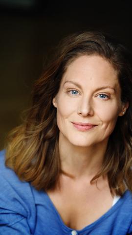 GRD-Delfinbotschafterin Tessa Mittelstaed, schauspielerisches Multitalent.