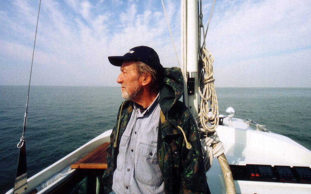 Legendärer Abenteurer, dreifacher Weltumsegler, engagierter Delfinschützer: Zum 100. Geburtstag von Rollo Gebhard